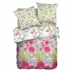 фото Комплект постельного белья Романтика «Парадиз». 1,5-спальный. Размер наволочки: 70х70 см — 2 шт