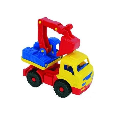 Купить Экскаватор игрушечный Нордпласт «Муравей». В ассортименте