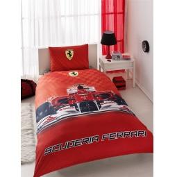 фото Детский комплект постельного белья TAC Ferrari 2012