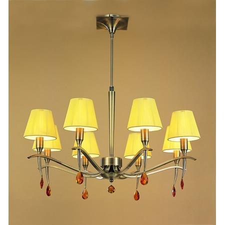 Купить Люстра подвесная Mantra Viena 0351