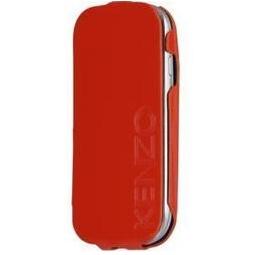 фото Чехол Kenzo Glossy Logo Case для Samsung S3 Mini. Цвет: оранжевый