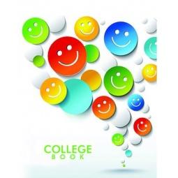 фото Колледж-тетрадь Бриз «Смайлики»