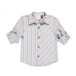 фото Рубашка с длинным рукавом на манжете Fore!! Axel and Hudson. Рост: 92-98 см