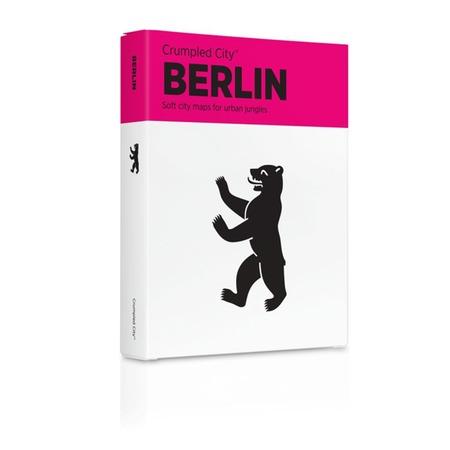 Купить Карта туристическая мятая Palomar Berlin