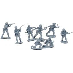 Купить Набор солдатиков Биплант «Британские парашютисты»