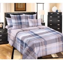 фото Комплект постельного белья Королевское Искушение «Аристократ». 2-спальный. Размер простыни: 220х195 см