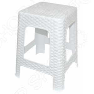 Табурет Violet 2202/6Табуреты, стулья, столы<br>Табурет Violet 2202 6 станет прекрасным дополнением для вашего загородного дома или дачи. Легкий и не занимающий много места стул будет полезен во время дружеских посиделок на улице, веранде или балконе. Выполненный из синтетических материалов стул не боится влаги и отрицательных температур, поэтому забыв его на улице вы можете не переживать о том, что после дождя его перекосит. Полезный и функциональный предмет мебели для вашего дома.<br>