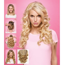 фото Пряди накладные для волос HairDo