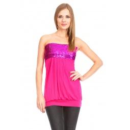 фото Туника Mondigo 9935. Цвет: малиновый. Размер одежды: 46