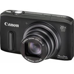 фото Фотокамера цифровая Canon PowerShot SX240 HS. Цвет: черный