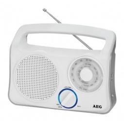 фото Радиоприемник AEG TR 4131. Цвет: белый