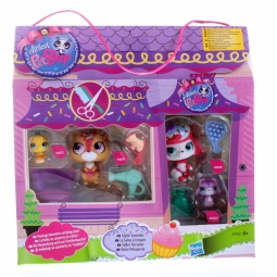 фото Набор игровой для девочек Littlest Pet Shop Мини-коллекция. В ассортименте