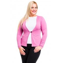 фото Жакет Mondigo XL 426. Цвет: темно-розовый. Размер одежды: 52