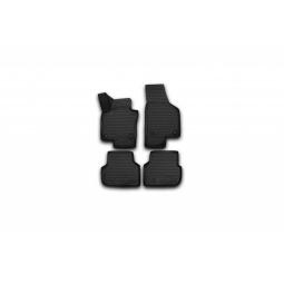 Комплект ковриков в салон автомобиля Novline-Autofamily Toyota Camry 2011-2014 / 2014 - фото 7
