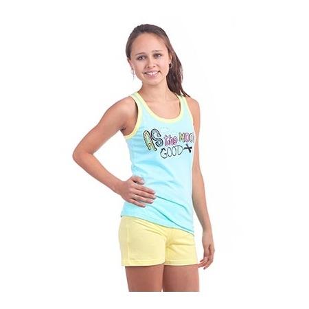 Купить Комплект домашний для девочки Свитанак 206435