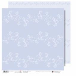 Купить Бумага для скрапбукинга Rayher «Белые цветы»