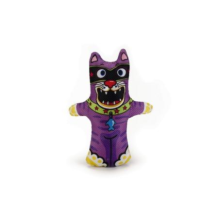 Купить Игрушка для кошек Beeztees «Кот-бандит»