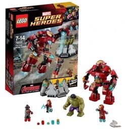 Купить Конструктор LEGO Разгром Халкбастера