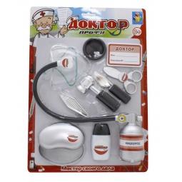 Купить Набор доктора 1 Toy Т50172. Вассортименте