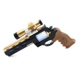 фото Пистолет игрушечный Shantou Gepai со светозвуковыми эффектами 2028
