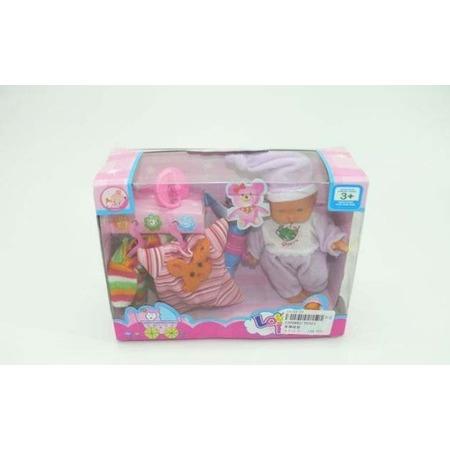 Купить Пупс с аксессуарами Shantou Gepai «Любимый малыш» YD323