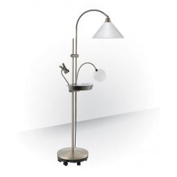 фото Лампа напольная с лупой Daylight D21098