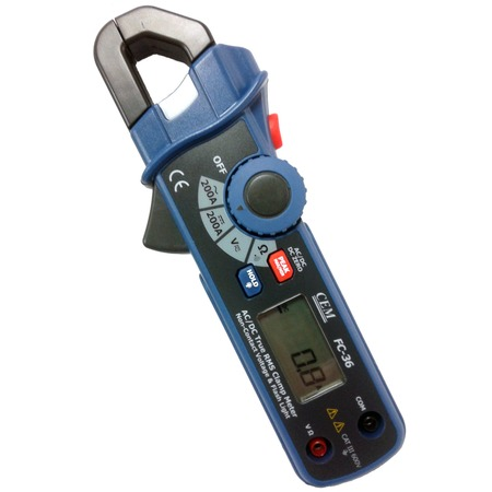 Купить Клещи токовые измерительные СЕМ FC-36