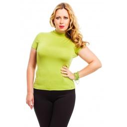фото Водолазка Mondigo XL 037. Цвет: зеленый. Размер одежды: 48