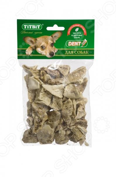 Лакомство для собак TiTBiT 2263 «Легкое баранье» лакомство для собак titbit баранье ухо 3 шт