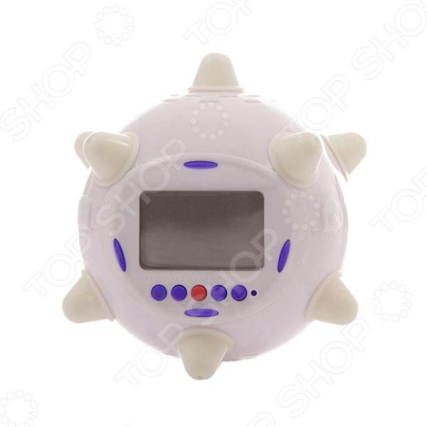 Будильник прыгающий 31 век GT-073Будильники<br>Будильник прыгающий 31 век GT-073 это отличный прыгающий будильник, который станет прекрасным подарком тем, кто тяжело просыпается по утрам. Когда срабатывает сигнал будильник начинает прыгать, от чего его тяжелее отключить. Одновременно со звонком включается разноцветная подсветка, что так же способствует быстрому пробуждению. Есть два режима: мелодия в течении одной минуты и мелодия, которая будет звучать в течении пяти минут с тремя паузами. В будильнике есть встроенный термометр.Температура отображается в C и F.Также дополнительно имеются календарь и таймер.Батарейки в комплект не входят.<br>