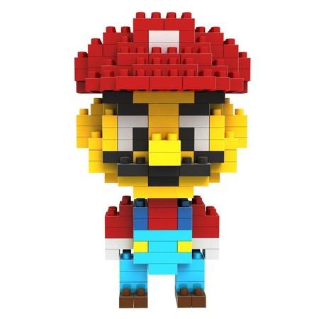 Купить Конструктор-игрушка Loz «Итальянец Марио»