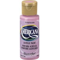 фото Краска акриловая DecoArt Премиум Americana. Цвет: орхидея
