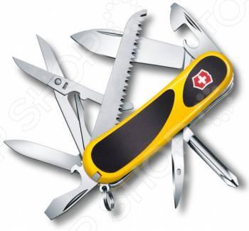 Нож перочинный Victorinox EvoGrip 18 2.4913.C8 нож перочинный victorinox swisschamp 1 6795 lb1 красный блистер
