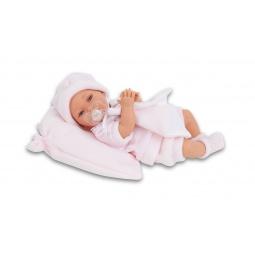 фото Кукла интерактивная Munecas Antonio Juan «Марти». Цвет: розовый