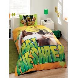 фото Детский комплект постельного белья TAC Shrek puss in boots