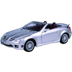 фото Модель автомобиля 1:24 Motormax Mercedes-Benz SLK55 АMG. В ассортименте