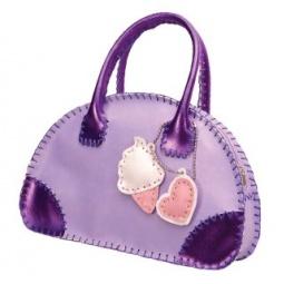 фото Набор для детского творчества Color Puppy «Шьем сумочку. Лиловая фантазия»