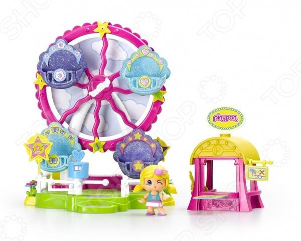 Famosa «Pinypon и колесо обозрения» famosa nancy