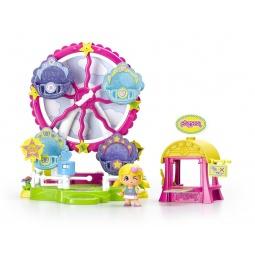 Купить Кукла с аксессуарами Famosa «Pinypon и колесо обозрения»