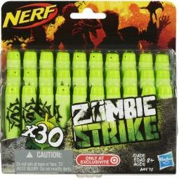 Купить Комплект стрел для бластера Hasbro Zombie и Elit