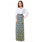 Фото Платье Mondigo 7048. Цвет: синий. Размер одежды: 42