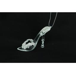 Купить Елочное украшение Crystal Deco «Туфелька»