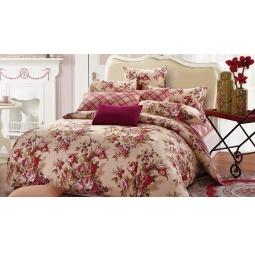 фото Комплект постельного белья Amore Mio Romantika. Provence. Евро