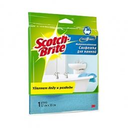 Купить Салфетка для ванной Scotch-Brite MW-B