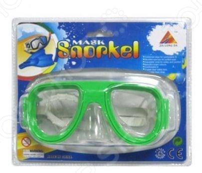 Маска для ныряния Intex TX68672. В ассортименте intex маска для плавания бегемот лягушка intex в ассорт