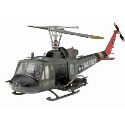 Купить Сборная модель вертолета Revell Bell UH-1C/B Huey Hog