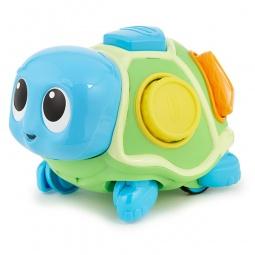 Купить Игрушка развивающая для малыша Little Tikes «Ползающая черепаха-сортер»