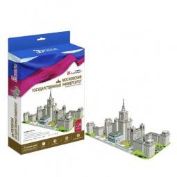Купить Пазл 3D CubicFun «Московский Государственный Университет»