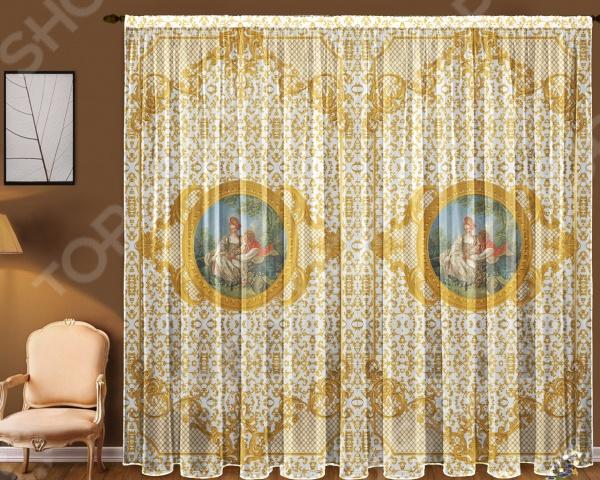 Тюль «Великолепный век» софья бенуа великолепный век все тайны знаменитого сериала