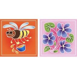 Купить Набор для росписи ткани RTO BK-024/028